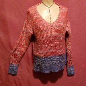 Canyon River Blues Knit Hombre Sweater
